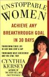 Picture of Unstoppable Women: Achieve Any Breakthrough Goal in 30 Days