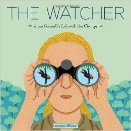 Picture of The Watcher: Jane Goodalls Life with the Chimps