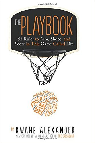 Picture of The Playbook: 52 Rules to Aim, Shoot, and Score in This Game Called Life