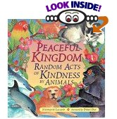 Picture of Peaceful Kingdom: Random Acts of Kindness by Animals
