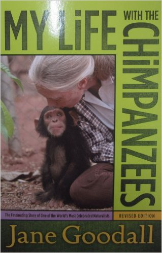 Picture of My Life with the Chimpanzees