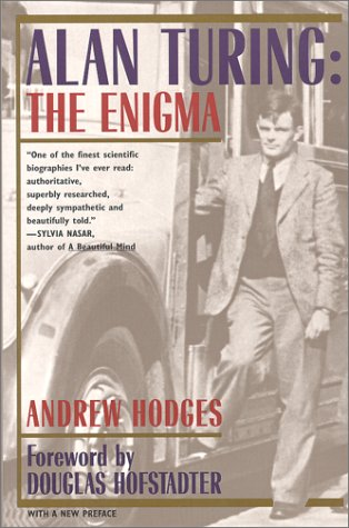 Picture of Alan Turing:  The Enigma