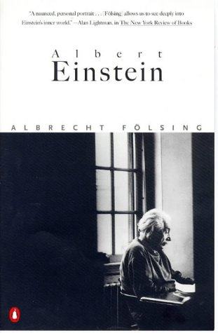 Picture of Albert Einstein:  A Biography