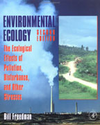Picture of Environmental Ecology: The Ecological Effects of Pollution, Disturbance, and Other Stresses