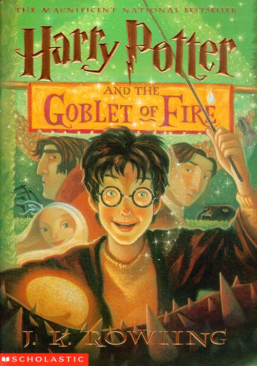 Picture of Harry Potter and the Goblet of Fire (Book 4)