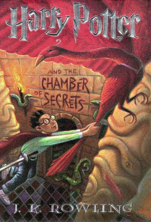 Picture of Harry Potter and the Chamber of Secrets (Book 2)
