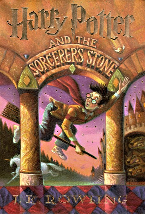 Picture of Harry Potter and the Sorcerer''s Stone (Book 1)