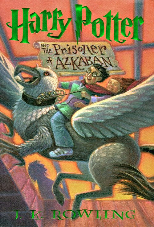 Picture of Harry Potter and the Prisoner of Azkaban (Book 3)
