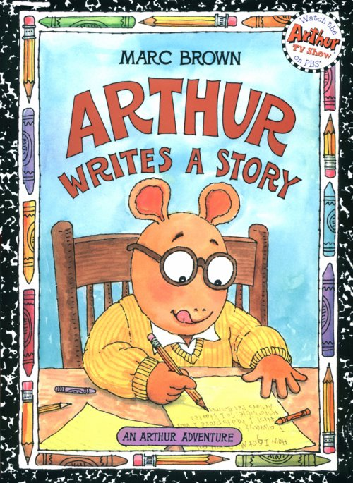 Picture of Arthur Writes a Story
