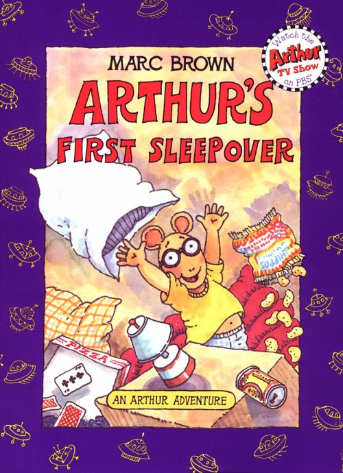 Picture of Arthur''s First Sleepover