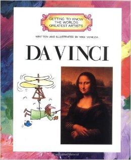 Picture of Leonardo Da Vinci (Getting to Know the World''s Greatest Artists)