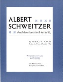 Picture of Albert Schweitzer: An Adventurer for Humanity (Gateway Biographies)
