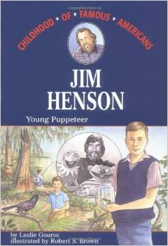 Picture of Jim Henson: Young Puppeteer (Childhood of Famous Americans)