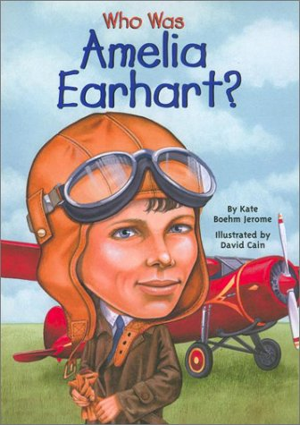 Picture of Who Was Amelia Earhart?