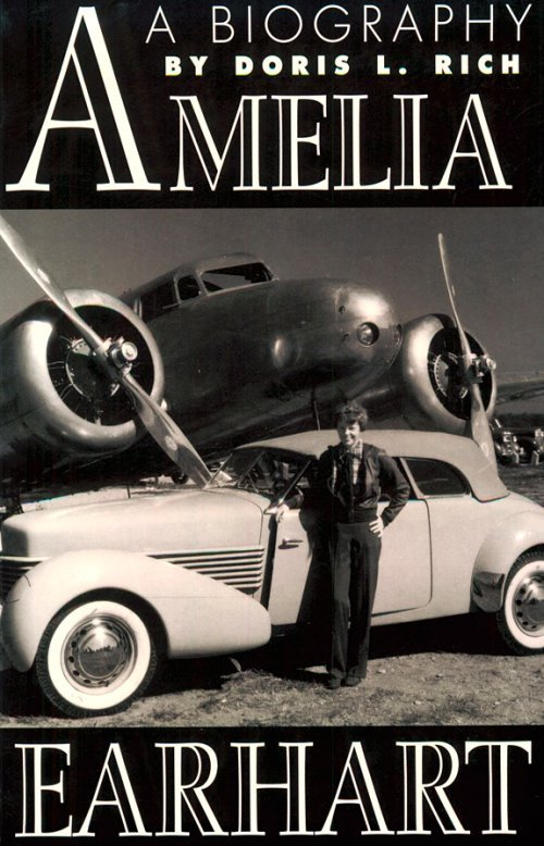 Picture of Amelia Earhart: A Biography