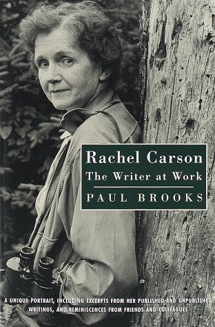 Picture of Rachel Carson: The Writer at Work