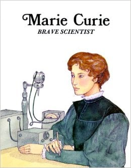 Picture of Marie Curie : Brave Scientist (Easy Biographies)