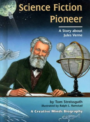 Picture of Science Fiction Pioneer: A Story About Jules Verne