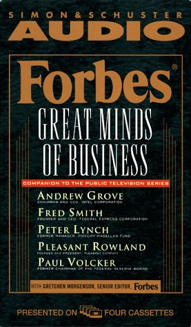 Picture of Forbes: Great Minds of Business [ABRIDGED]