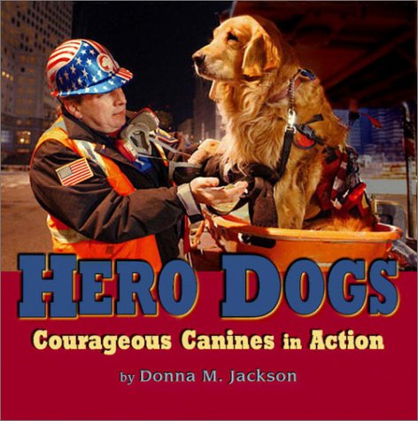 Picture of Hero Dogs: Courageous Canines in Action