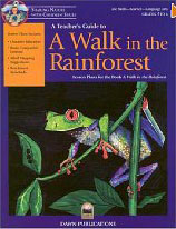 Picture of  A Teacher''s Guide to a Walk in the Rainforest