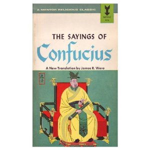 Picture of Sayings of Confucius