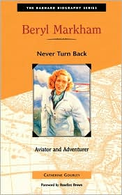 Picture of Beryl Markham: Never Turn Back