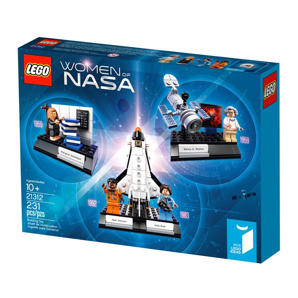 Picture of Lego unveils 'Women of NASA' set with astronauts, scientists