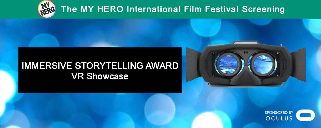Picture of FINALISTS ANNOUNCED FOR 2017 MY HERO IMMERSIVE STORYTELLING AWARD