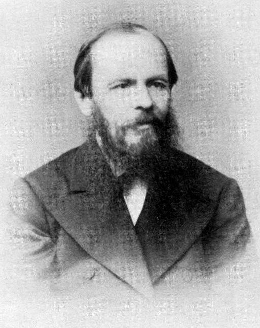Picture of Fyodor Dostoevsky (Dostoyevsky)
