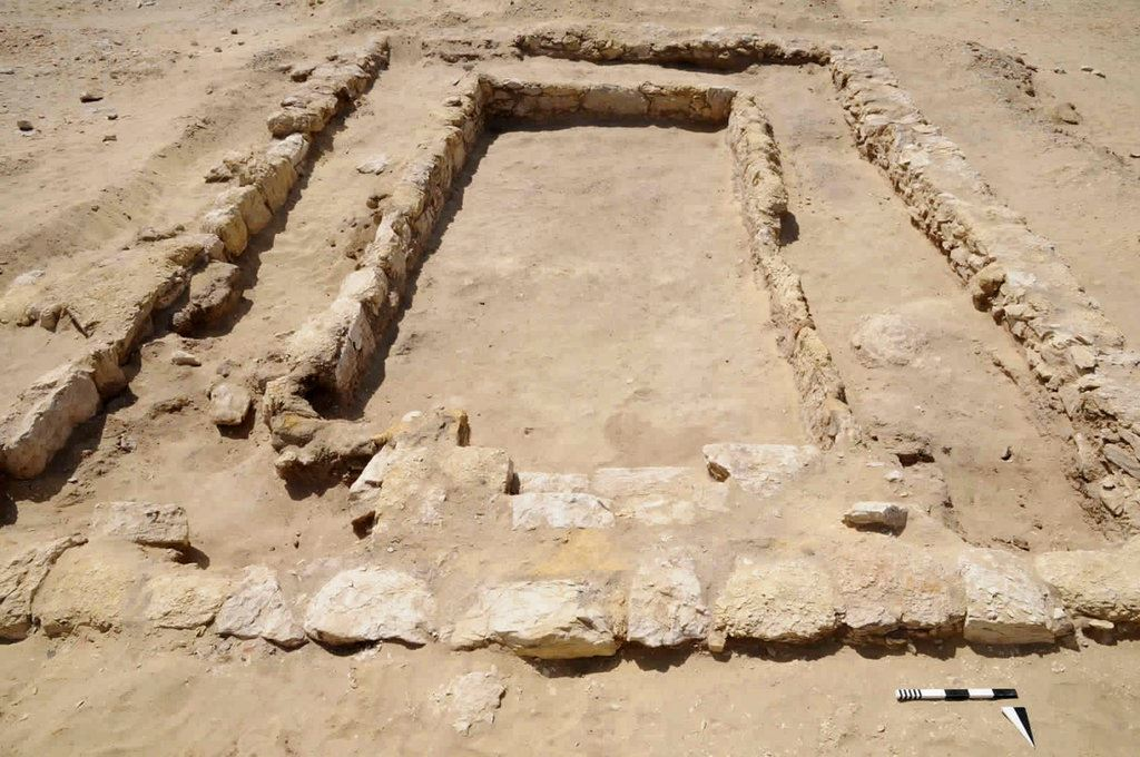 Picture of Archeologists discover ancient gymnasium near Egypt's Cairo