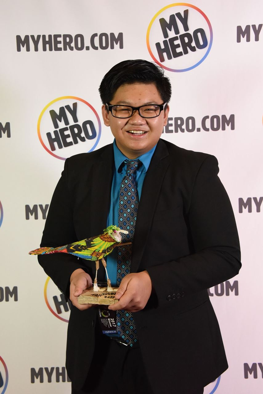 Picture of Interview with Film Festival Winner Anthony Meng