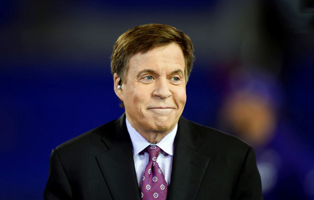 Picture of Costas wins Hall's Frick Award for baseball broadcasting