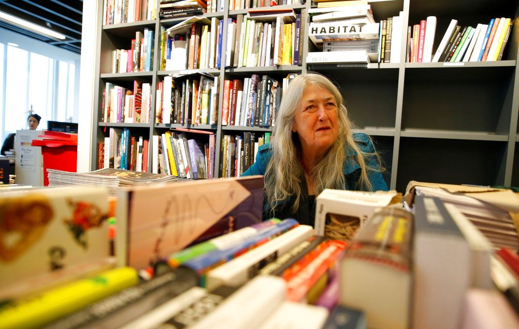 Picture of Historian Mary Beard connects Greek myths and Twitter trolls