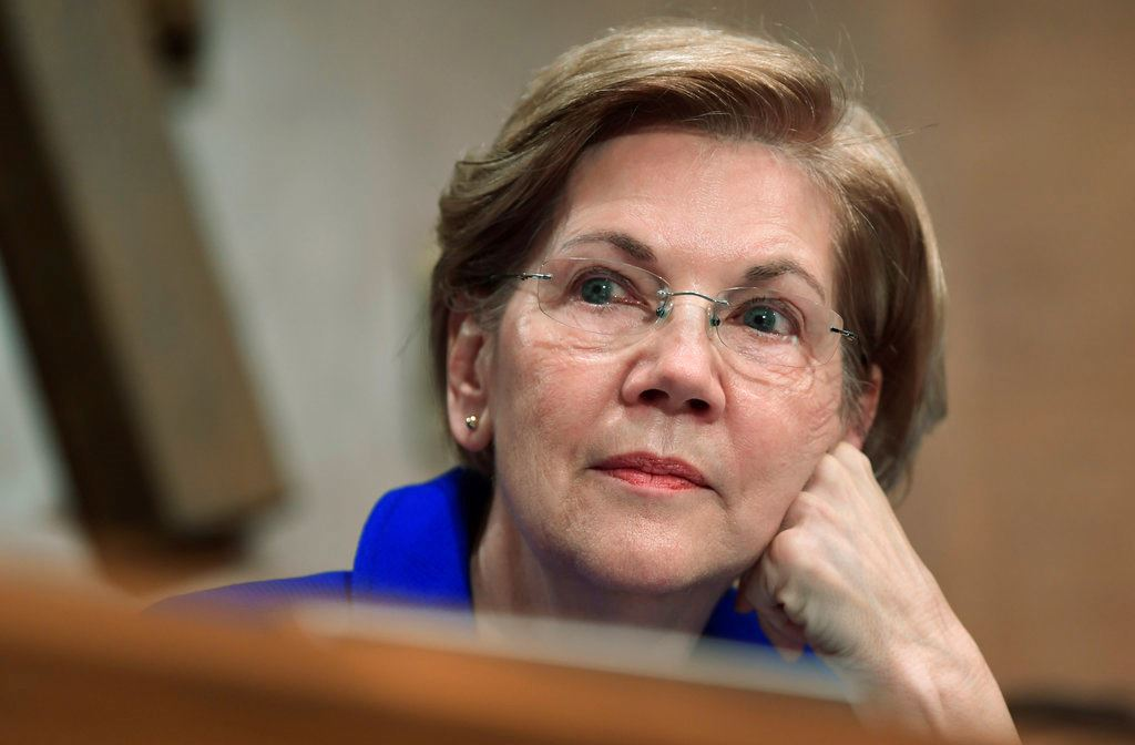 Picture of US Sen. Elizabeth Warren gets 2nd turn as comic book hero