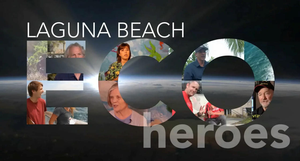 Picture of Laguna ECO Heroes - Opening segment