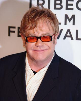 Elton John. Photo: By David Shankbone (Own work) [CC BY 3.0], via Wikimedia Commons