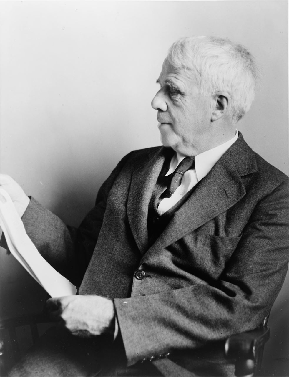 Picture of Robert Frost
