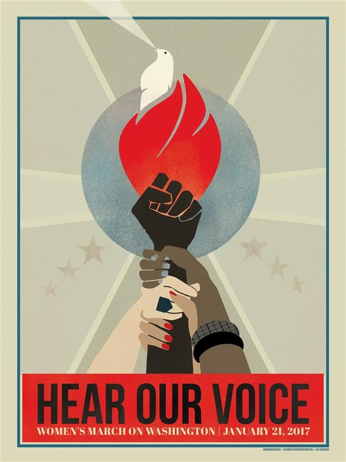 Picture of Hear Our Voice by Liza Donovan