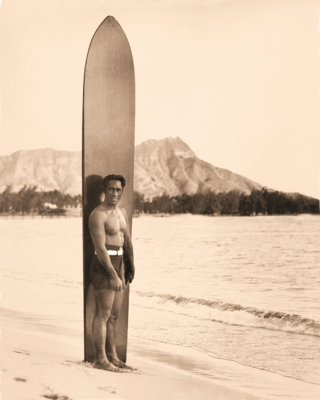 Picture of Duke Kahanamoku: An Ordinary Man, Who Made An Impact