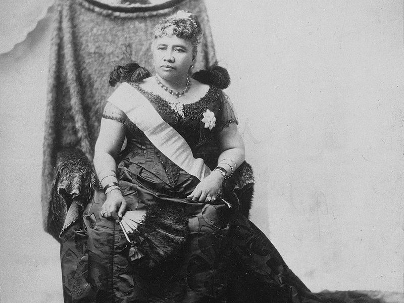 Picture of Liliuokalani