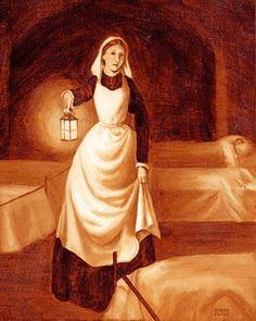 Florence Nightingale My Hero