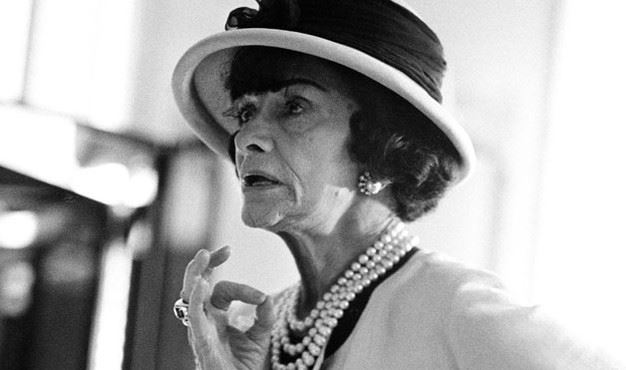 "Picture of Gabrielle ""Coco"" Chanel"