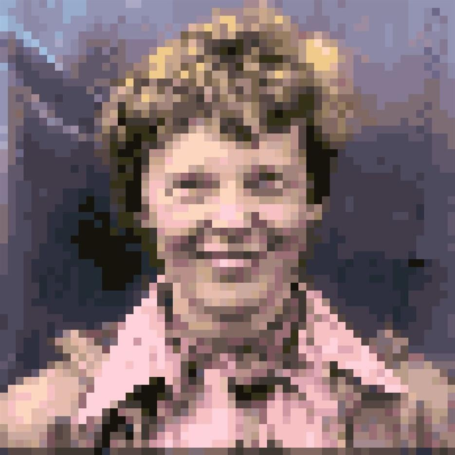 Picture of Amelia Earhart by Daniela of Indonesia