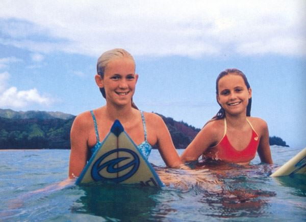 "Actress In Soul Surfer: Bethany Hamilton: ""Never Give Up"": A Hero's Message Of"