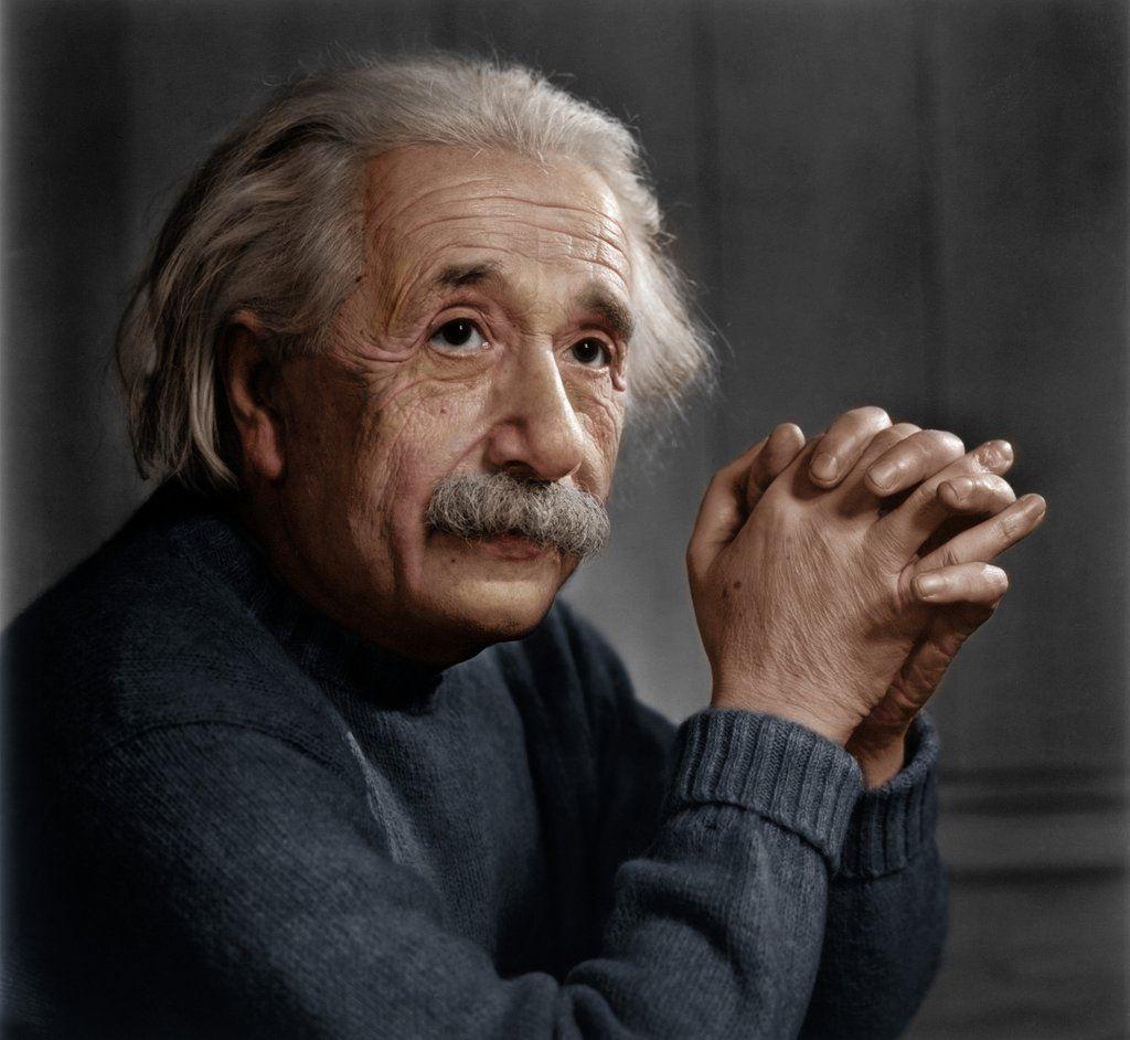 Albert Einstein | MY HERO