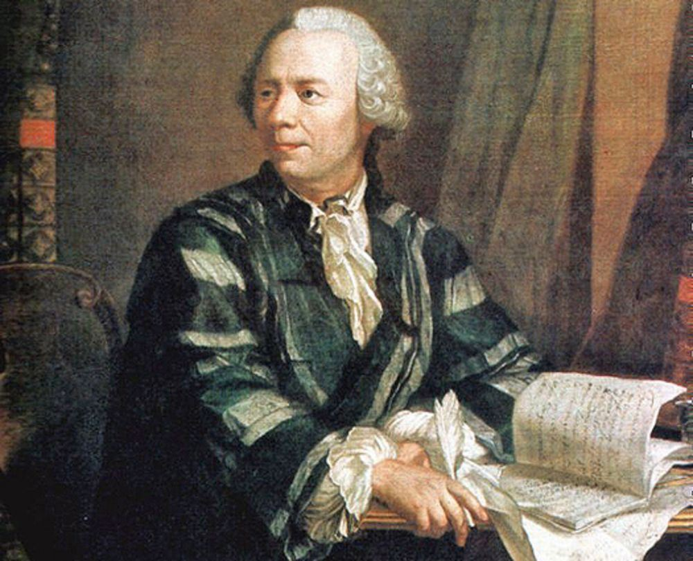 Picture of Leonhard Euler: The Catalyst behind the Revolution of Mathematics