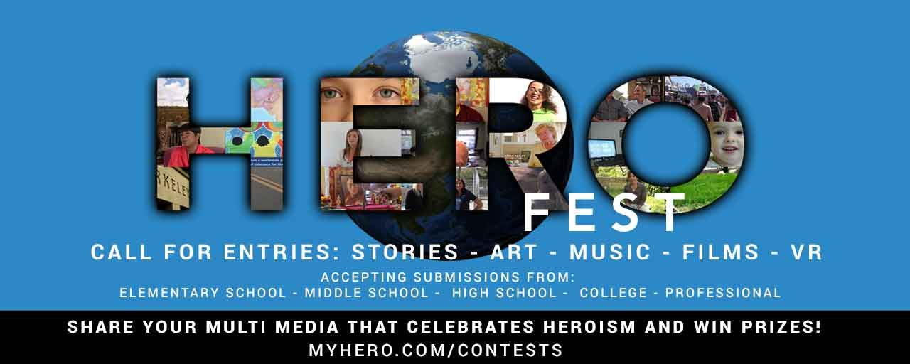 Picture of Call for Entries - HERO FEST Celebration!
