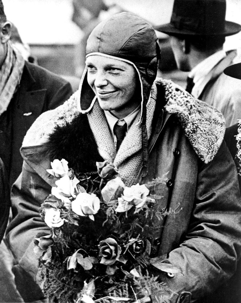 Picture of Bones found in 1940 seem to be Amelia Earhart's, study says