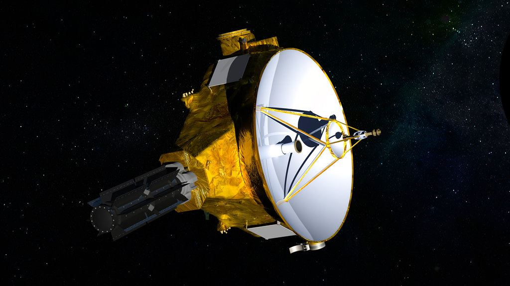 Picture of New nickname for Pluto-explorer's next target: Ultima Thule